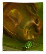 Halicid Bee 4 Fleece Blanket