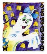 Happy Halloween - 2 Fleece Blanket