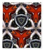 Harley Art 4 Fleece Blanket