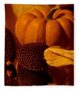 Harvest Reflections Fleece Blanket