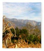 Harvest Time Fleece Blanket