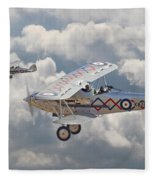 Hawker Demon Fleece Blanket