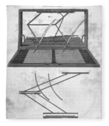 Hawkins Polygraph, 1803 Fleece Blanket