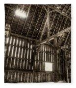Hay Loft Fleece Blanket