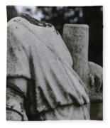 Headless Shepherd Fleece Blanket