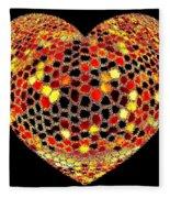 Heartline 7 Fleece Blanket