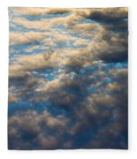 Heavenly Clouds Fleece Blanket