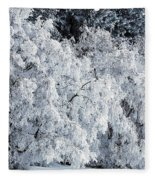 Heavy Frost Fleece Blanket