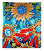 Helia Fleece Blanket
