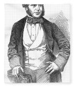 Henry Rusell (1812-1900) Fleece Blanket