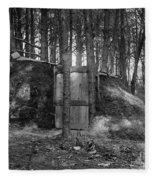 Hermits Hut, 1922 Fleece Blanket