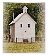 Hidden Church Fleece Blanket