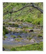 Hidden Creek Fleece Blanket