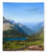 Hidden Lake Fleece Blanket