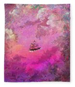 Hidden Treasure Fleece Blanket