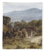 Hindhead From Sandhills Witley Fleece Blanket