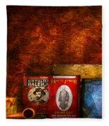 Hobby - Smoker - Smoking Pipes  Fleece Blanket