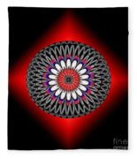 Hoberman Sphere Fleece Blanket