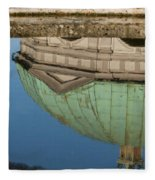 Hofgarten Fountain Fleece Blanket