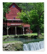 Hofgens Mill Fleece Blanket