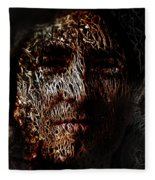 Hollowman Fleece Blanket
