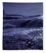 Hook Head, County Wexford, Ireland Fleece Blanket