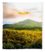 Hope Of Fall Fleece Blanket