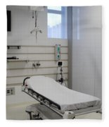 Hospital Gurney Fleece Blanket