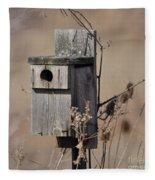 House For Rent Fleece Blanket