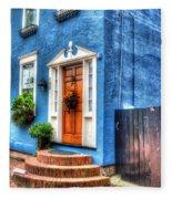House Of Blues Fleece Blanket
