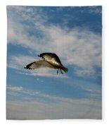Hovering Fleece Blanket