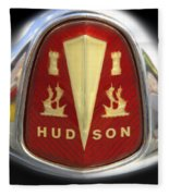 Hudson Grill Ornament  Fleece Blanket
