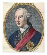 Hugh Percy (1742-1817) Fleece Blanket