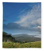 Humboldt Views Fleece Blanket