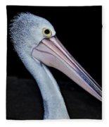 Hungry Pelican Fleece Blanket