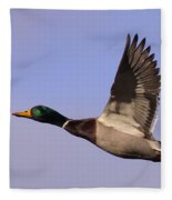 I Can Fly Fleece Blanket