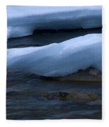 Ice 15 Fleece Blanket