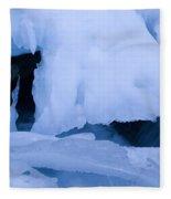 Ice 18 Fleece Blanket