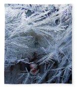 Ice Is Nice Fleece Blanket
