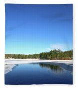 Icing Call Fleece Blanket