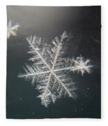 Icy Fleece Blanket