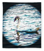 In The Spotlight Fleece Blanket