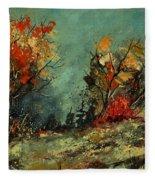 In The Wood 452101 Fleece Blanket