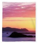 Inishtookert Island Blasket Islands, Co Fleece Blanket