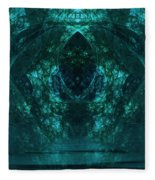 Inner Sanctum Fleece Blanket
