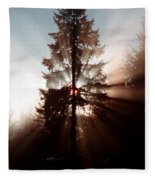 Inspiration Tree Fleece Blanket