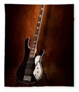 Instrument - Guitar - High Strung Fleece Blanket