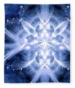 Intelligent Design 6 Fleece Blanket