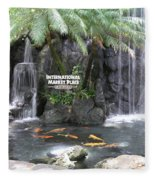 International Marketplace - Waikiki Fleece Blanket