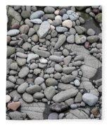 Intertidal Shore Fleece Blanket